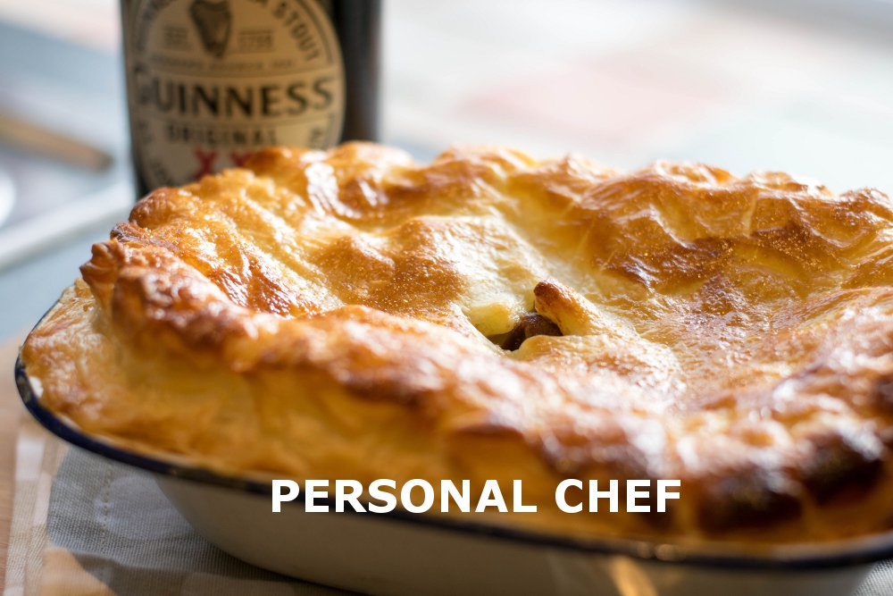 Personal chef from Aureum Catering in Gloucestershire