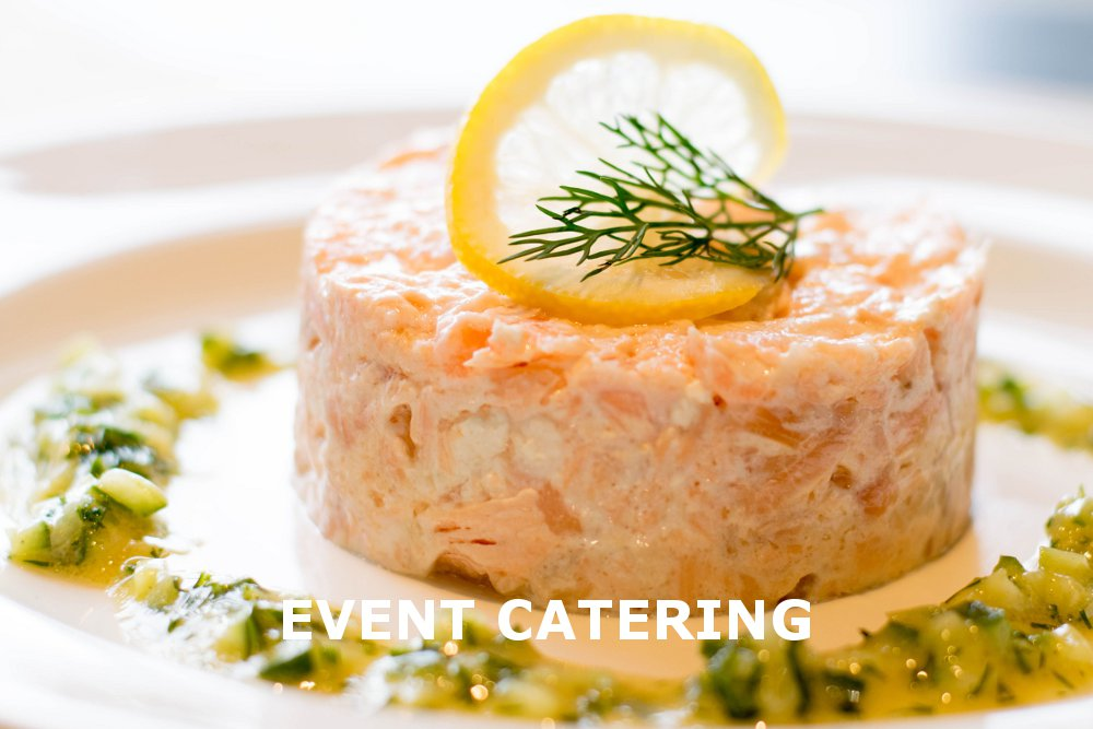 Event catering from Aureum Catering in Gloucestershire