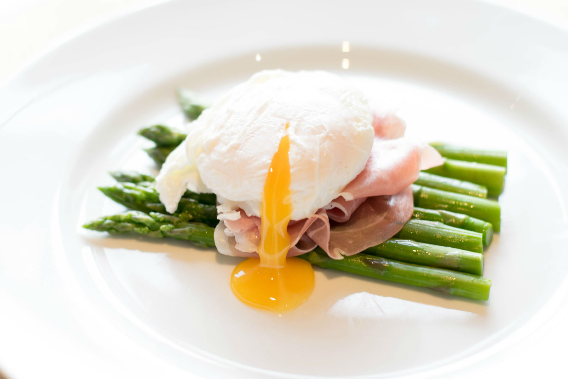 Egg dish from Aureum Catering in Gloucestershire